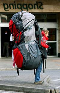 Выбираем правильно туристический рюкзак!